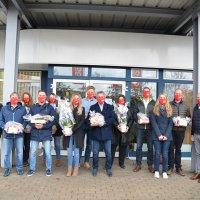 365-Jahre Betriebszugehörigkeit bei der AGO GmbH Energie + Anlagen