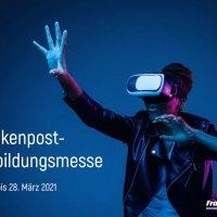1. virtuelle Frankenpostausbildungsmesse