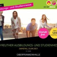 AGO bei der Ausbildungsmesse in Bayreuth am 25.09.2021